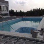 тест бассейна после ремонта